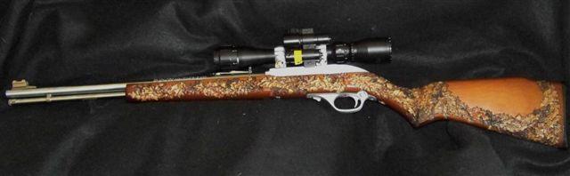 Gunstocks | Custom Gun Stock Carving | Gun Engraving